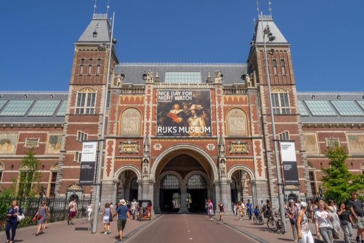 Rijksmuseum entrada