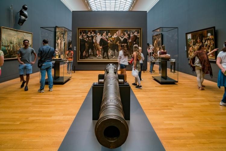Rijksmuseum pinturas