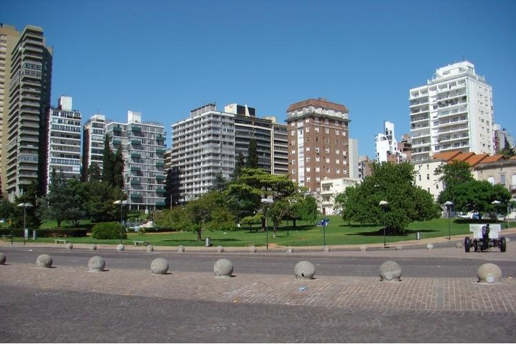 Rosario city in Argentina