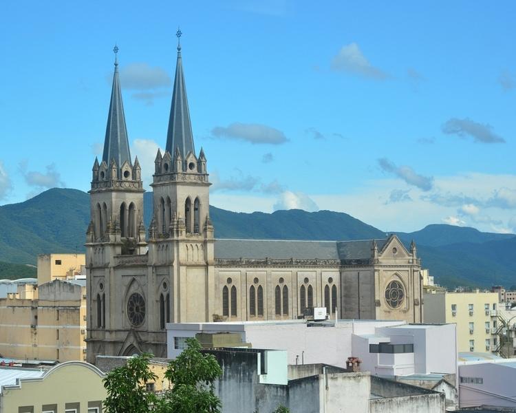 Salta - en stad i Argentina