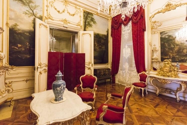 Schönbrunn royal residence