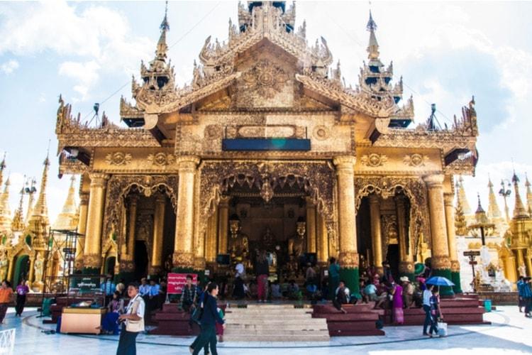 Schwedagon Temple