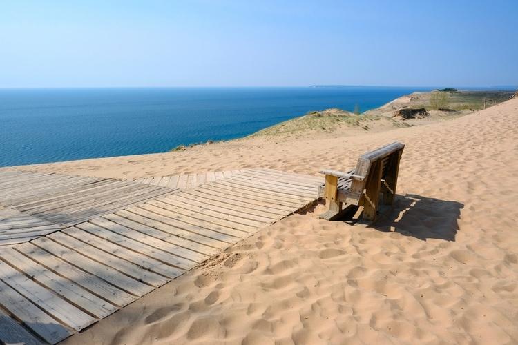 Sleeping Bear National Dunes Lakeshore