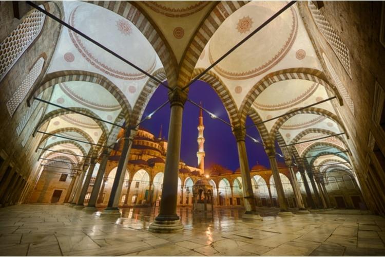 Sultan Ahmet Mezquita