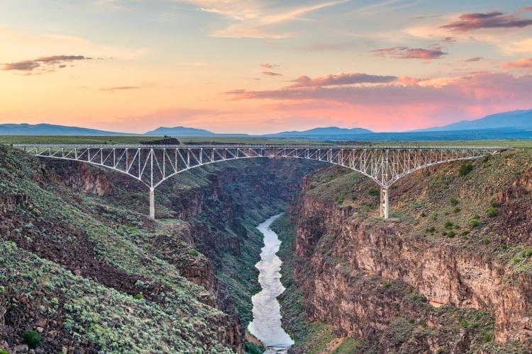 Taos Gorge