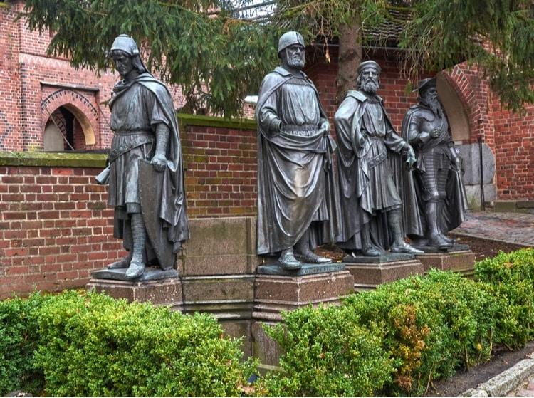 Teutonic Knights at Malbork