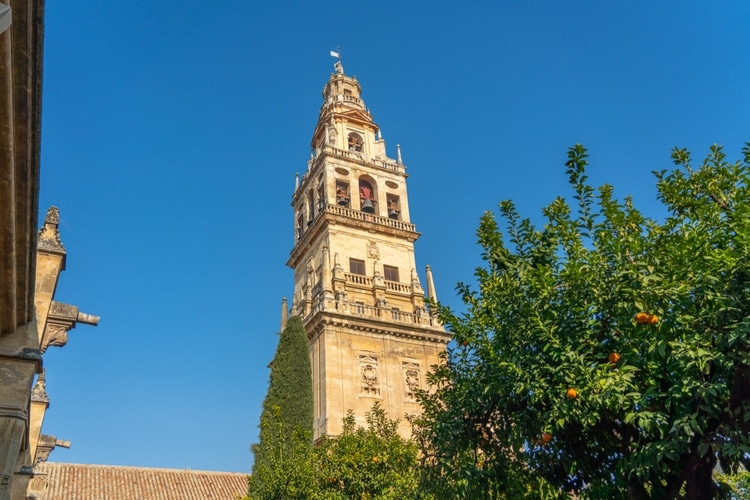 The Bell Tower of Cordoba