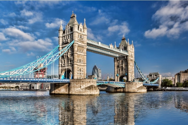 Tower Bridge in London – Information for visitors