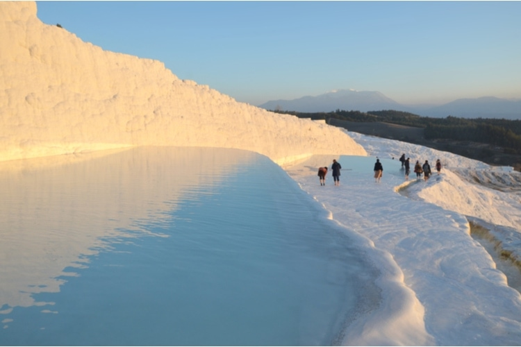 Travertinos de Pamukkale
