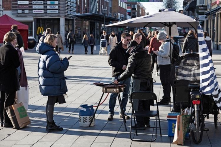 Personer som pratar norrländska