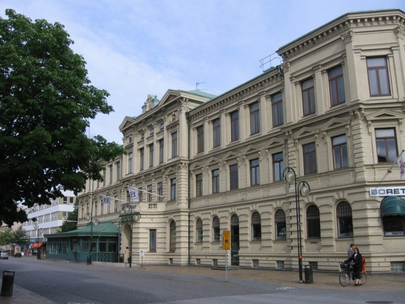 Frimurarhuset i Kristianstad