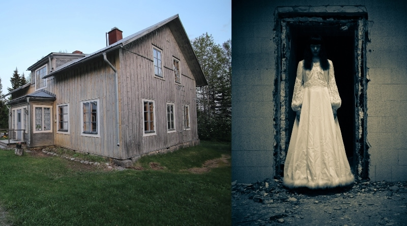 Haunted places in Sweden