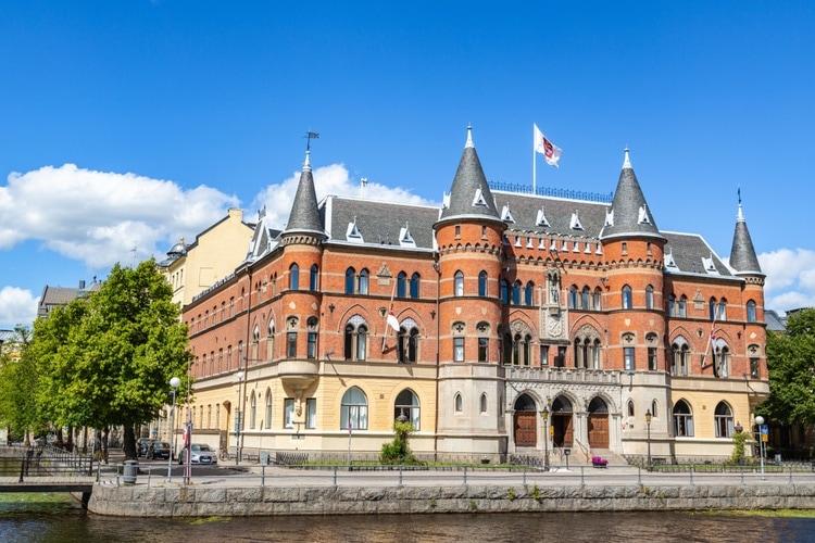 Hotell Borgen i Örebro