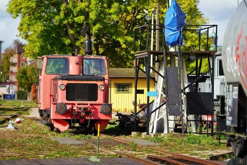 Järnvägsmuseet i Kristianstad