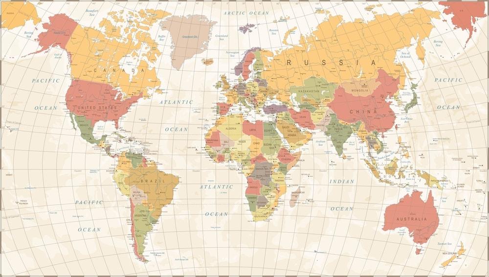 Länder A - Ö