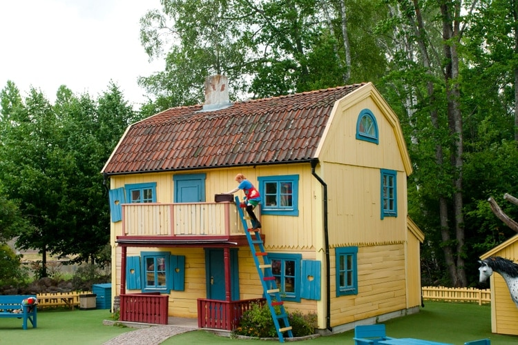 Pippis hus i Vimmerby