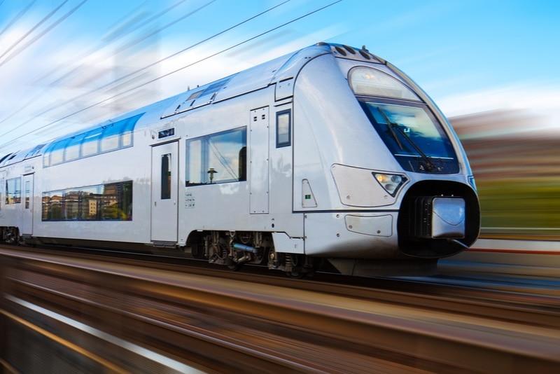 Semester i Sverige med tåg