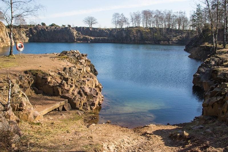 Stenbrottet i Dalby