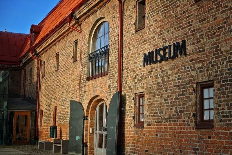 regionmuseet i Kristianstad