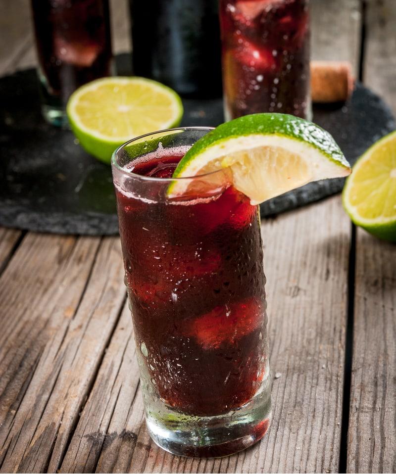 Calimocho drink