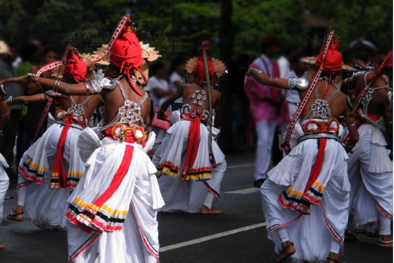 Cultural facts about Sri Lanka