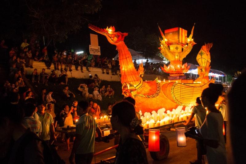 Festivals in Laos
