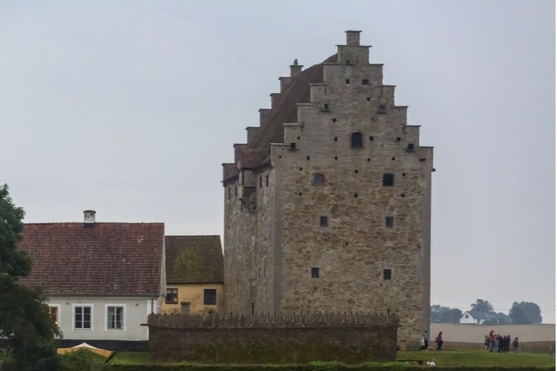 Glimmingehus - En hemsökt plats i Skåne