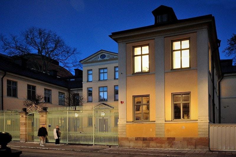Schefflerska palatset