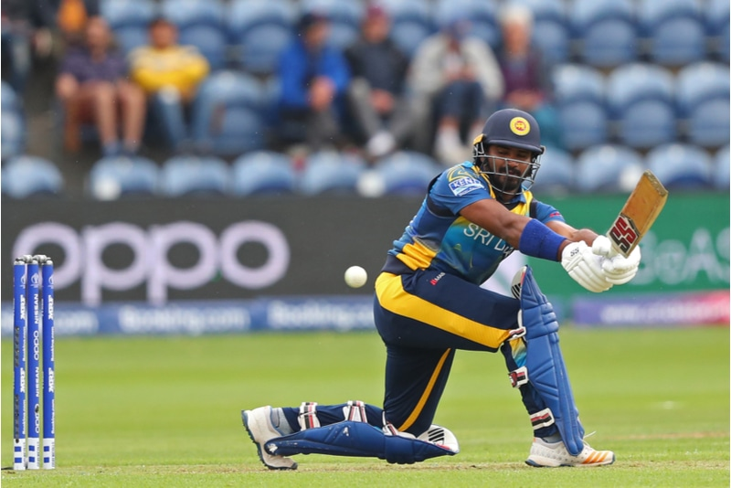 Sri Lankan cricket player