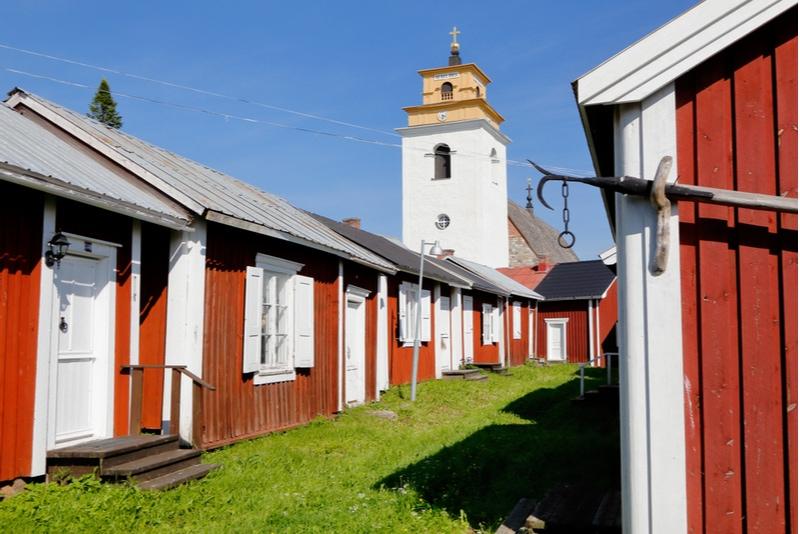 Gammelstads Kyrkstad