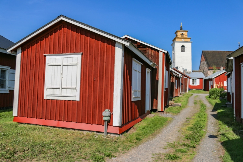 Gammelstad Luleå