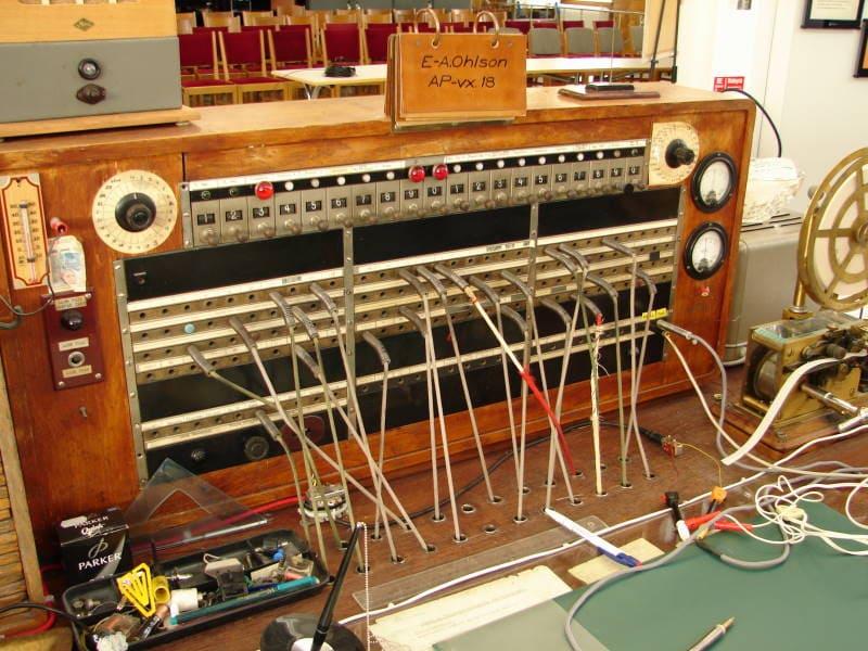 Grimeton radiokommunikation