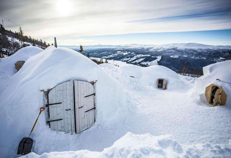 Igloo Åre