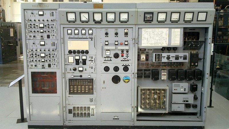 Radioutrustning på Grimeton