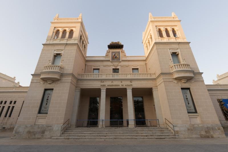 Археологический музей аликанте