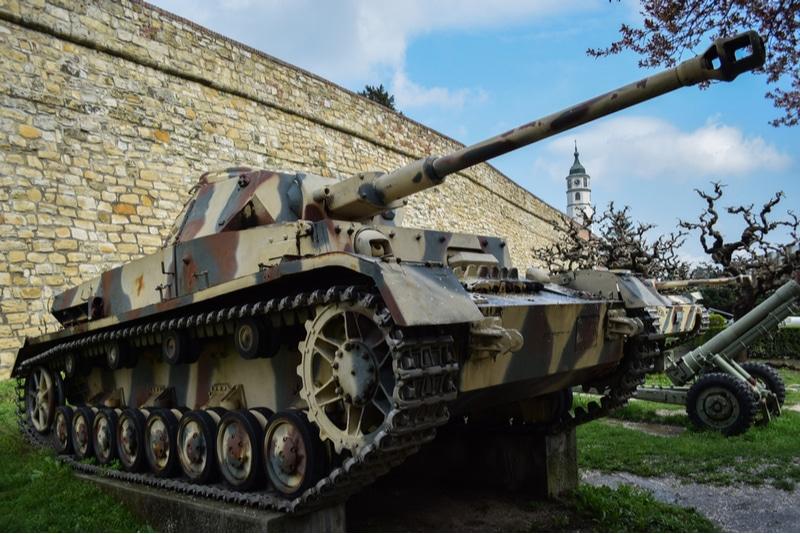 Belgrade Military Museum