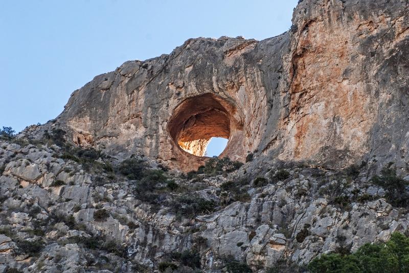 Пещеры Канелобре