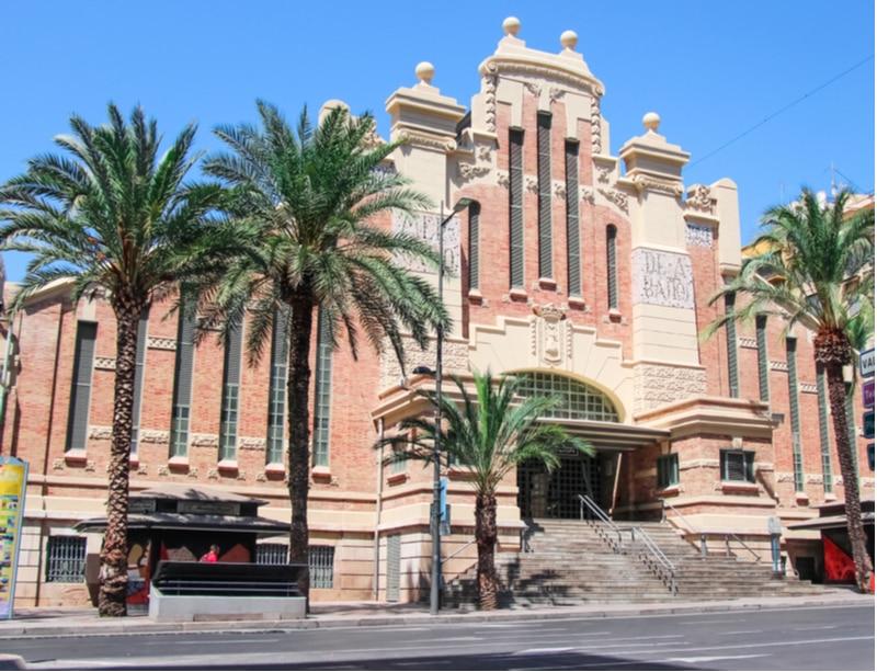 Mercado Central in Alicante