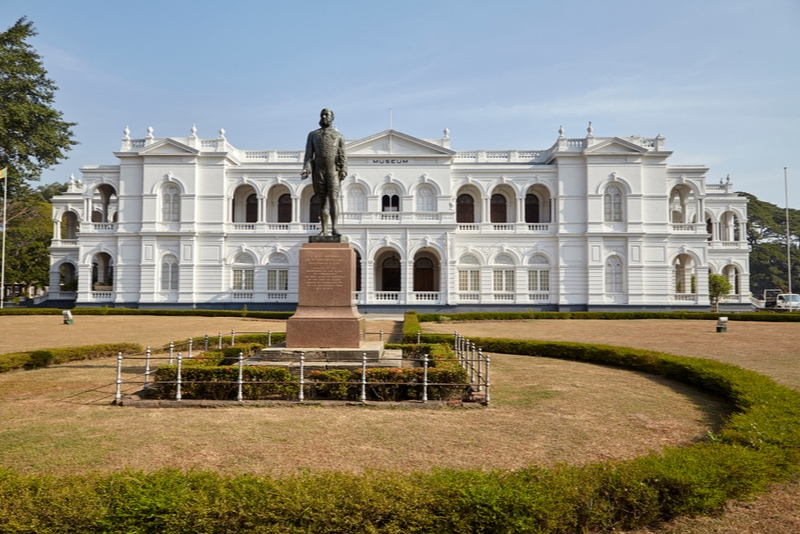 Museums in Colombo