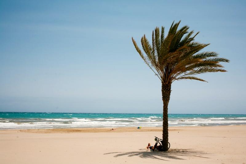 Playa de San Juan in Alicante