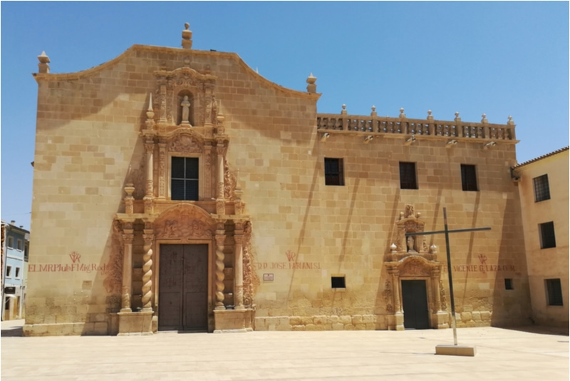 Монастырь Санта-Фаз