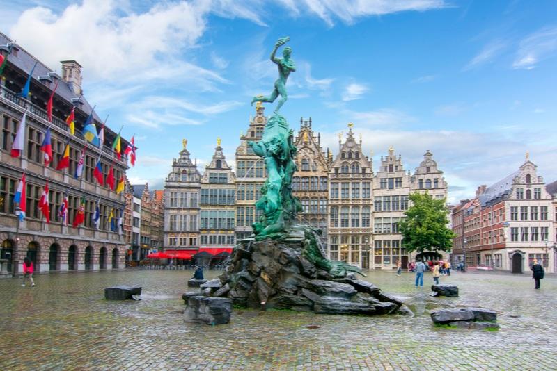 Things to do in Antwerpen Belgium