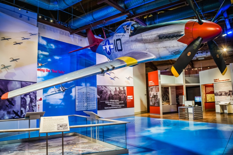 Tuskegee Airmen National Historic Sitedesign