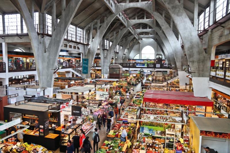 Wroclaw Market Hall