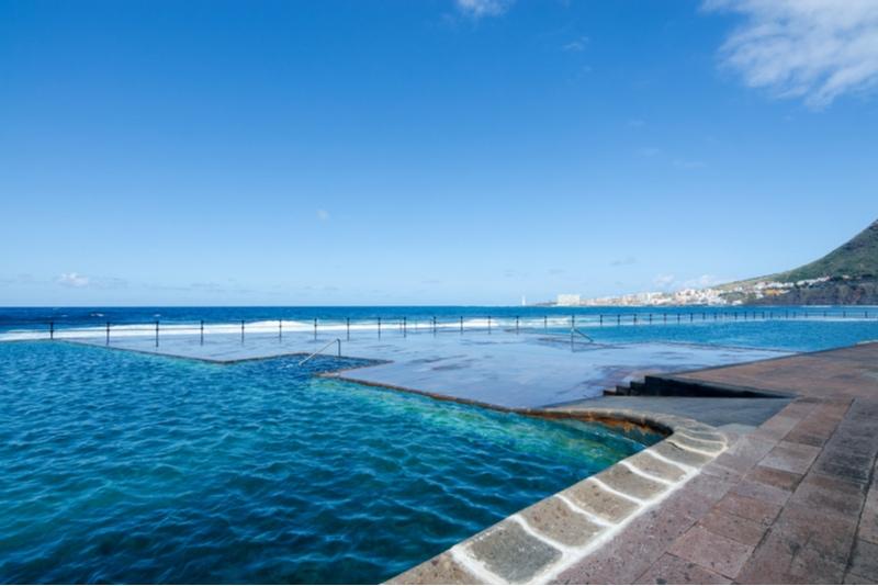 Bajamar Natural Pools