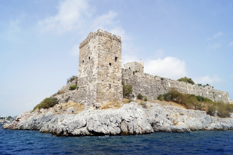 Castle of St.Peter in Bodrum