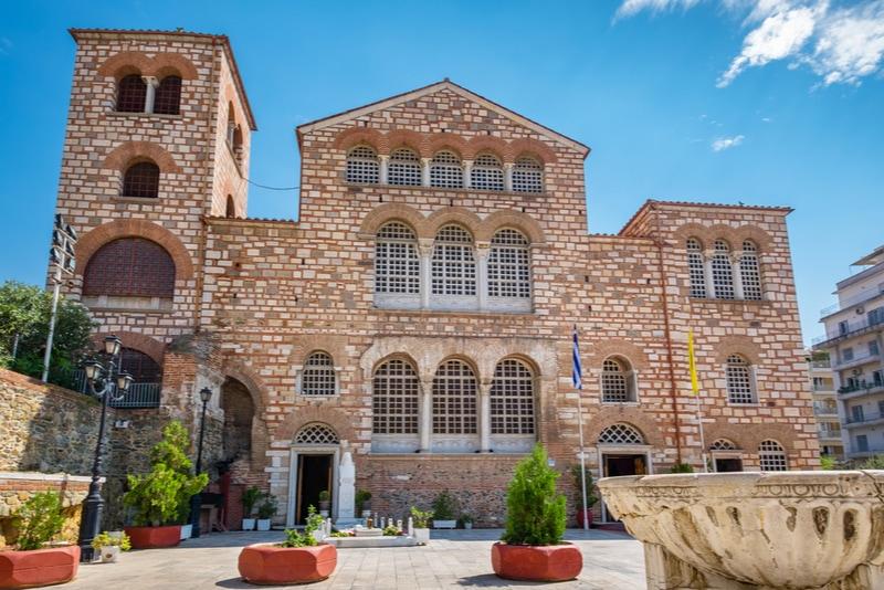 Church of Saint Dimitrios