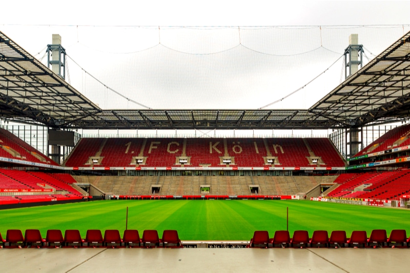 FC Köln football stadium