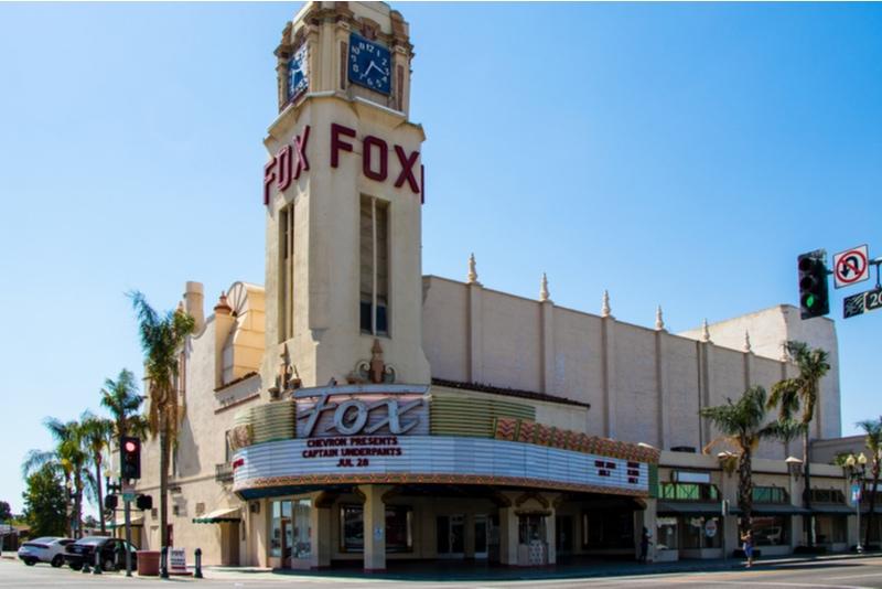 Fox Theater in Bakersfield