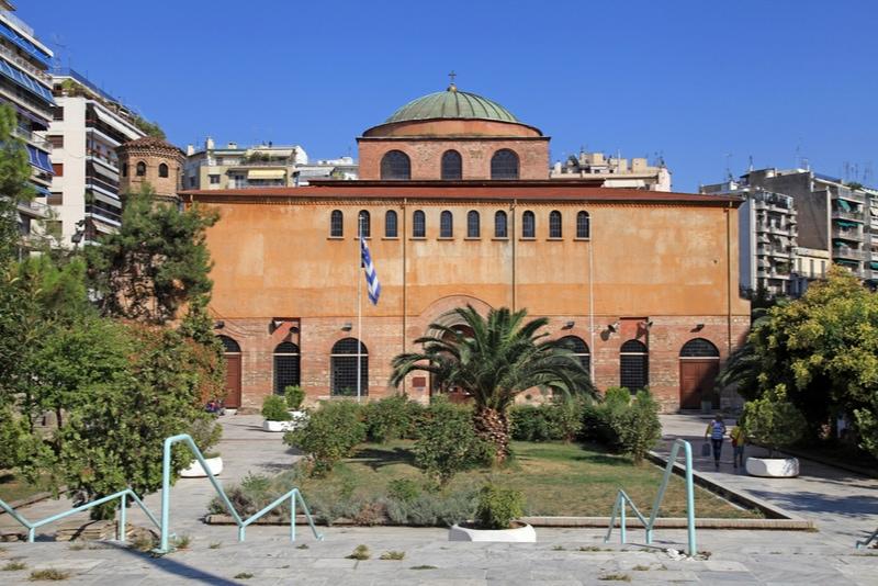 Hagia Sophia in Thessaloniki
